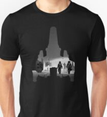 Gunstar Shadows Unisex T-Shirt