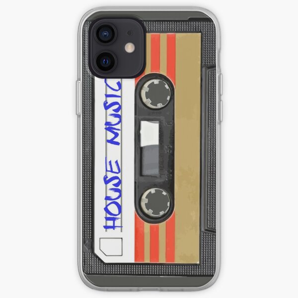 House Music iPhone Soft Case