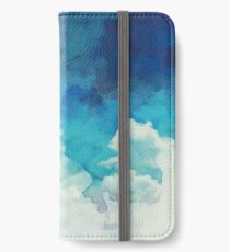 Above the clouds iPhone Wallet/Case/Skin