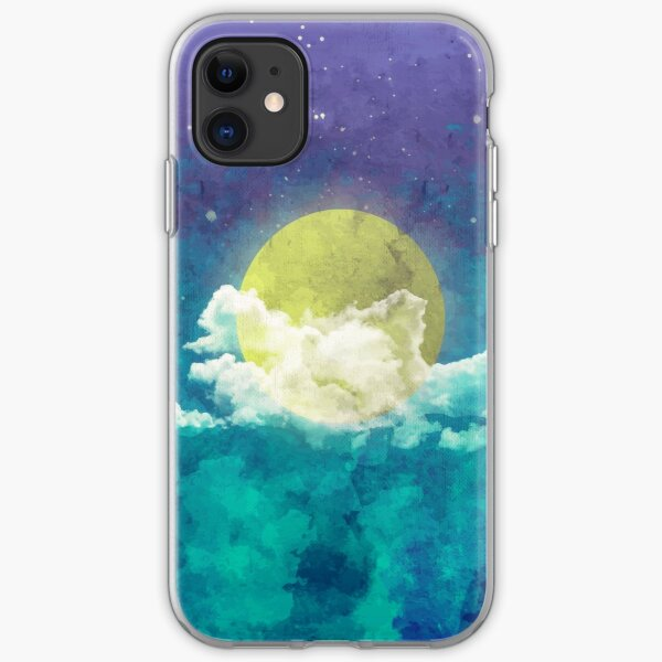 Night sky iPhone Soft Case