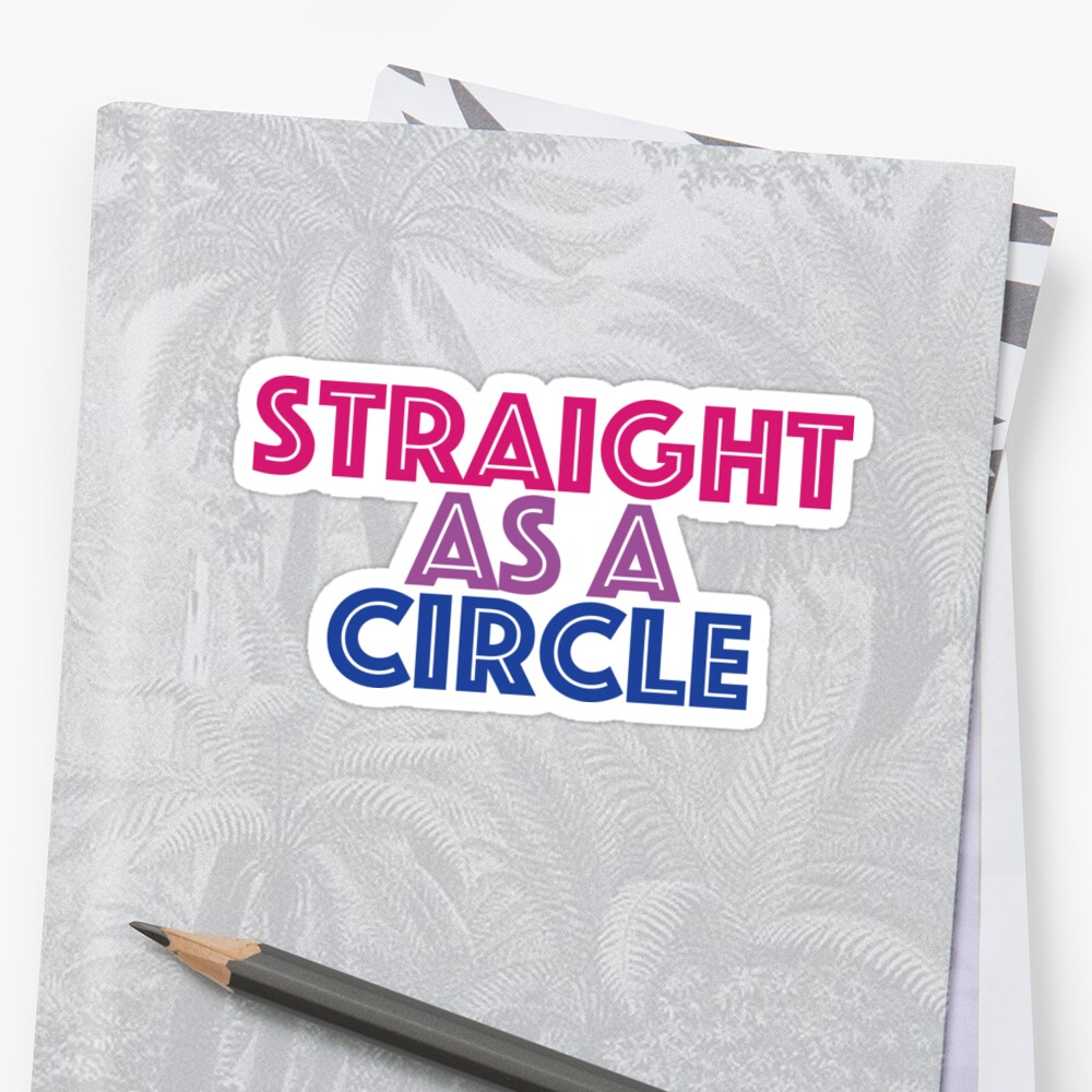 Straight As A Circle by Lightfield