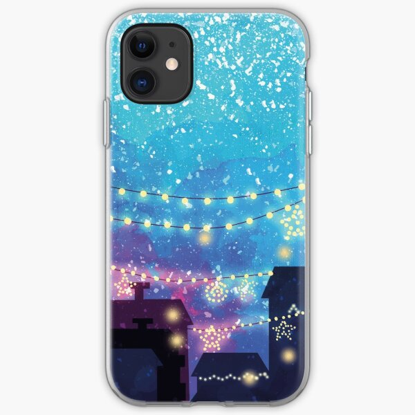 Christmas Time iPhone Soft Case