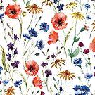 Poppies by Artem-Witness