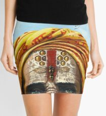 The Mad Sage Mini Skirt