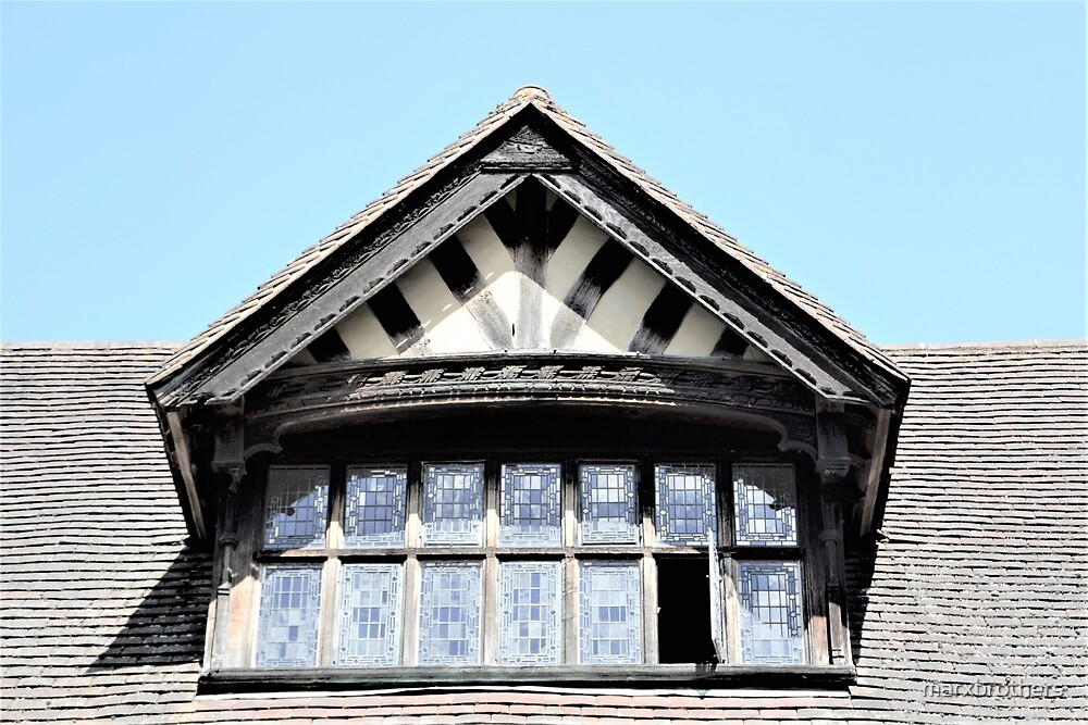tudor house by marxbrothers