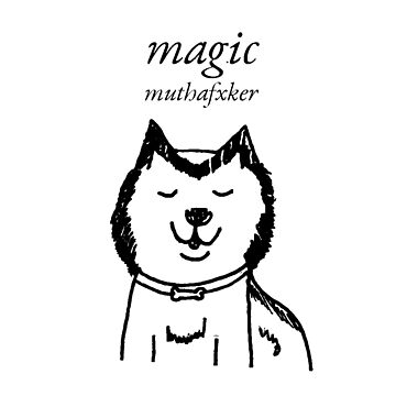"""""""magic muthafxker"""" by bafroilan3"""