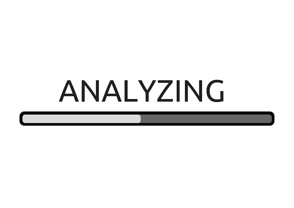 Analyzing in progress bar by GEEKEASY