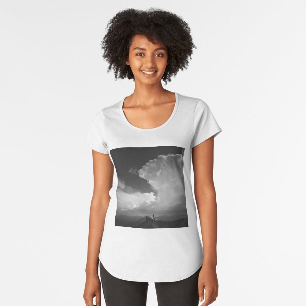 Alone Premium Scoop T-Shirt