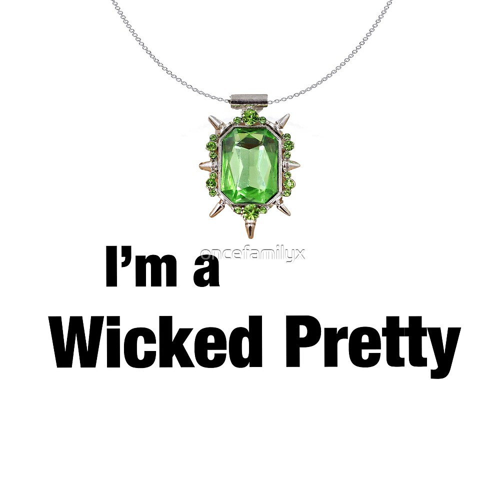 Rebecca mader zelena Mills wicked pretty by oncefamilyx