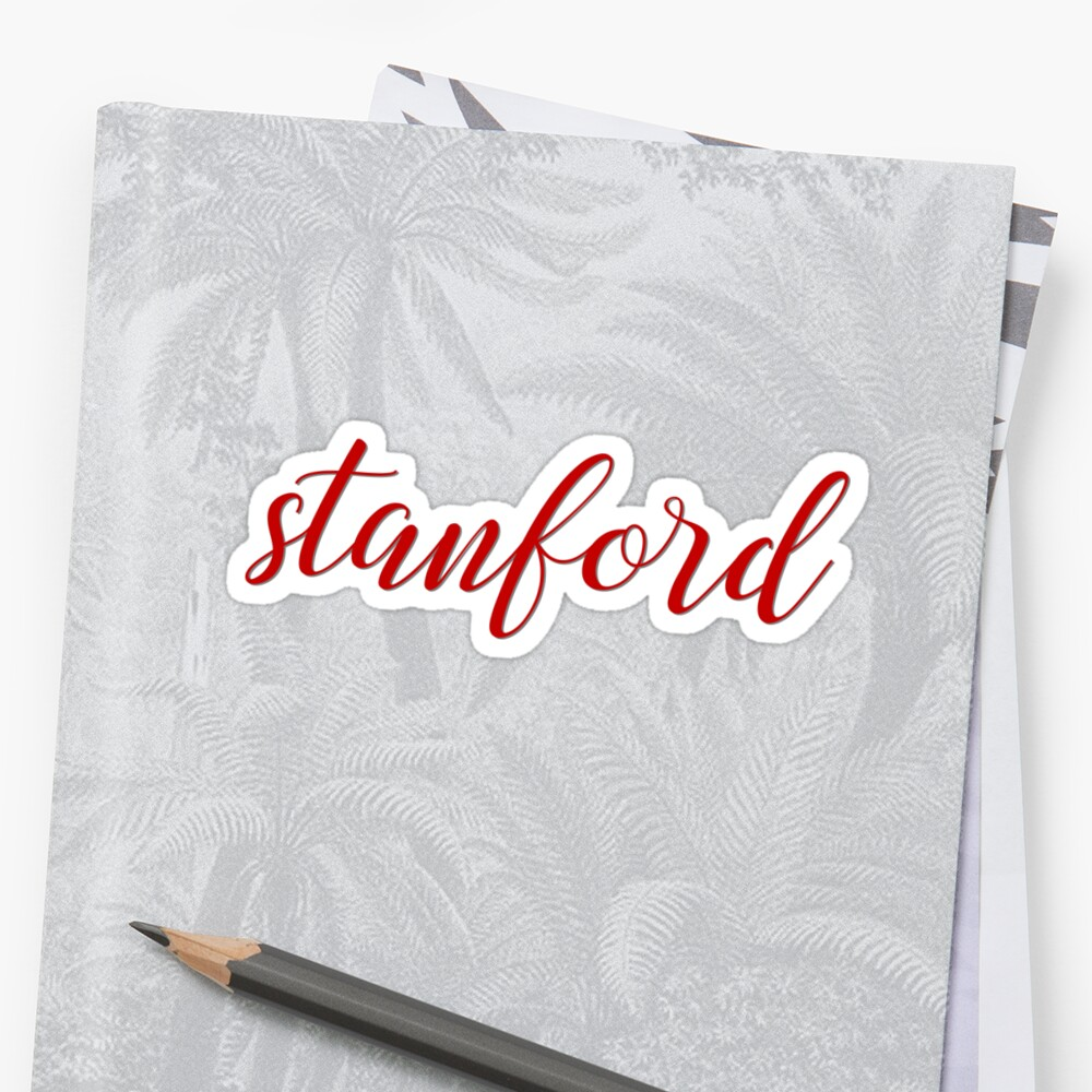 Stanford University by Caroline Olesky