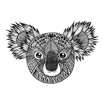 Koala  by ivysanchez