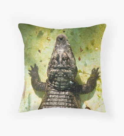 My bag Throw Pillow