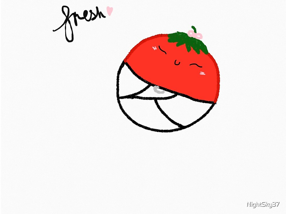 Baby Tomato by NightSky37