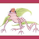 Magicked Frog by Mariana Musa