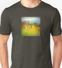 Soft Mornings Landscape T-Shirt