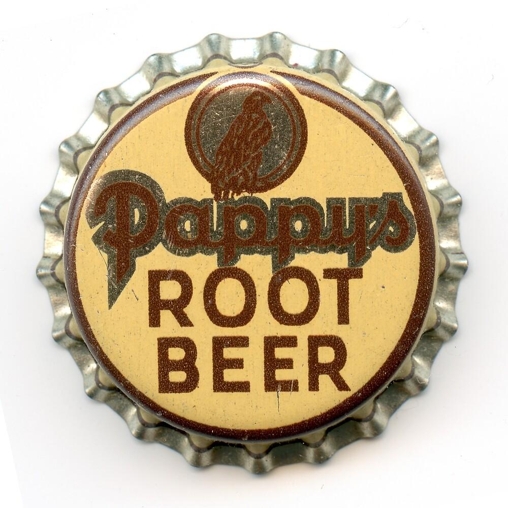 pappys root beer by QueenofCrowns