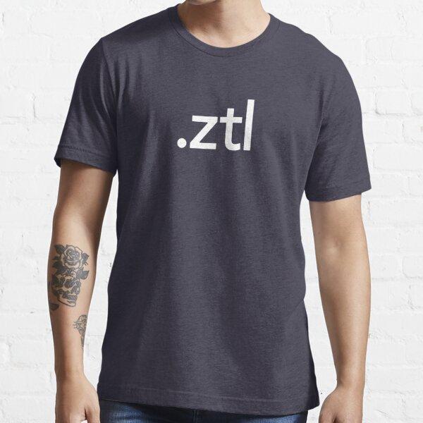 ZBrush File Extension - Pixologic Essential T-Shirt