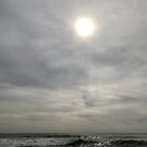 Dunstiger Tag am Mutter-Strand von MaryinMaine