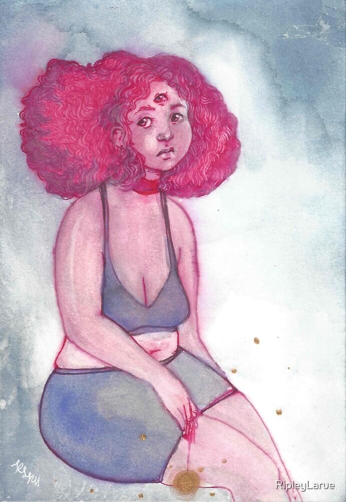 Lucky charm by RipleyLarue