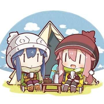 Let's Go Camping! by SignatureAnime