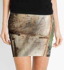 Scribbly gum Mini Skirt