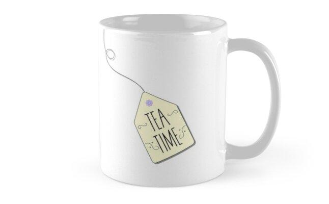Tea Time  by aroha93