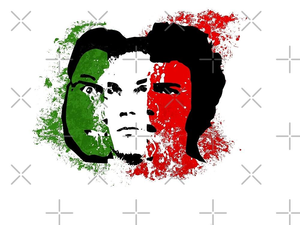 Carlo Verdone - Bianco, Rosso & Verdone - Tricolore by swear