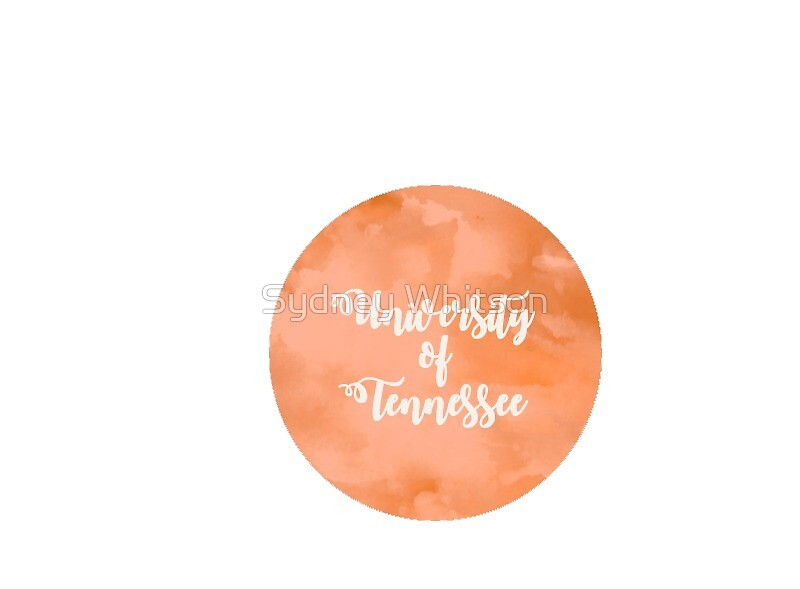 University of Tennessee by Sydney Whitson