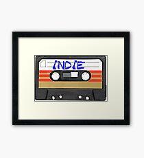 Indie Music Framed Print