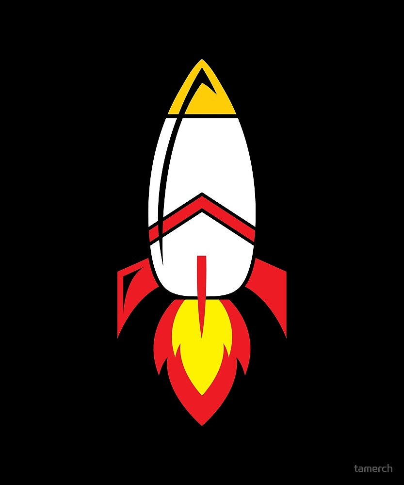 Rocket Space by tamerch