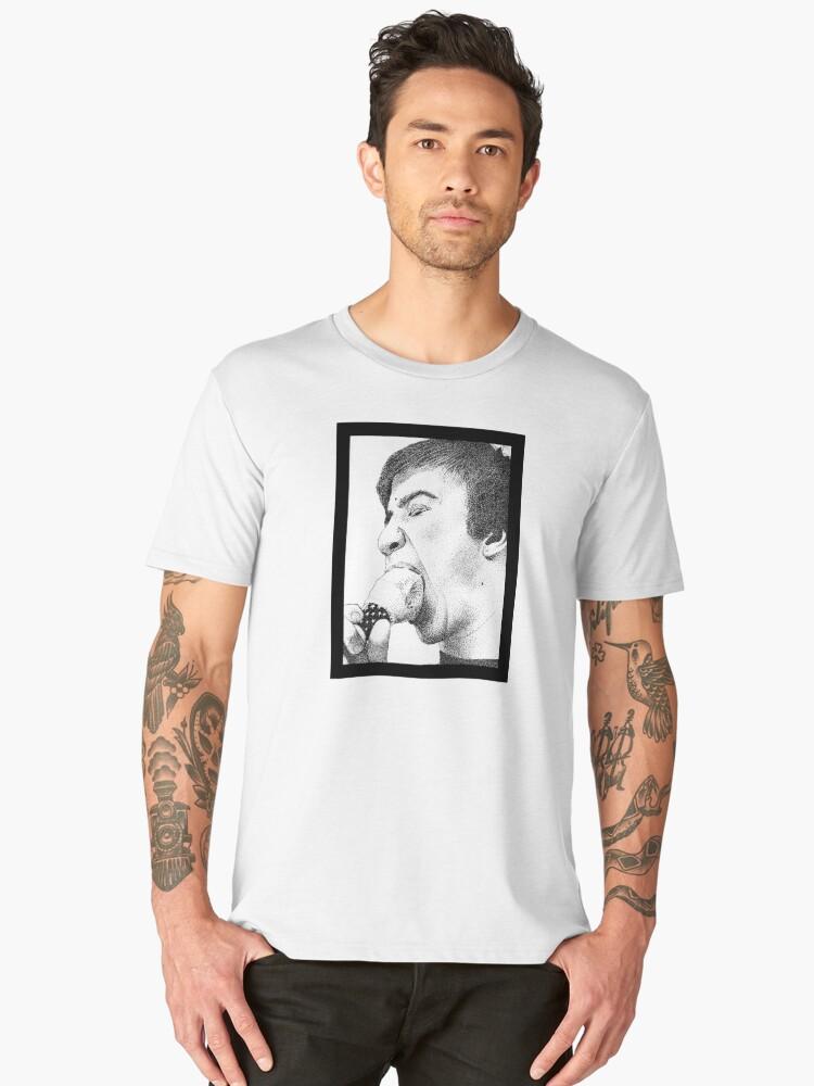 licc Men's Premium T-Shirt Front