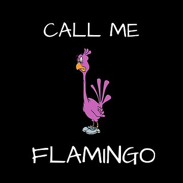 Call me Flamingo by Ines50