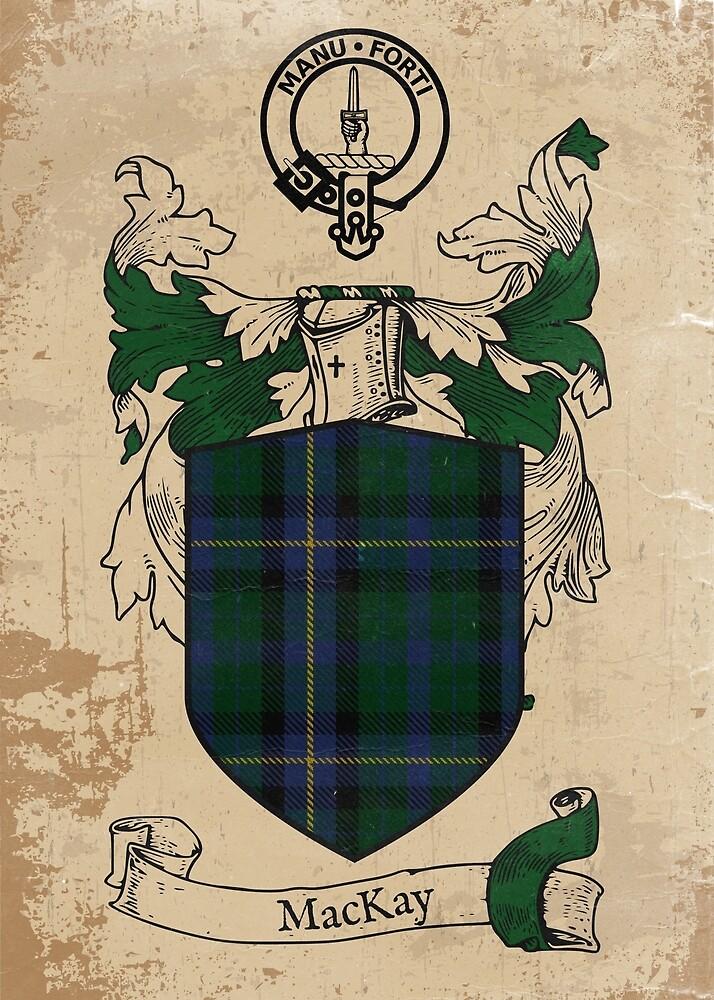Clan MacKay by DNCArt