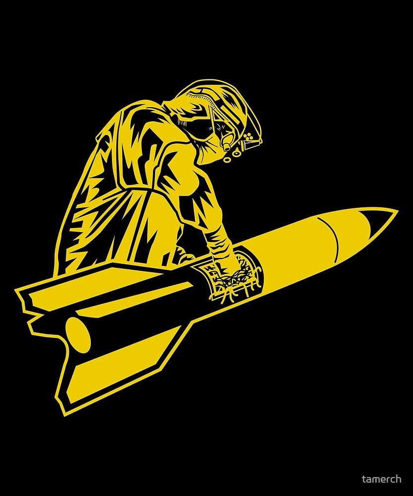 Rocket science by tamerch