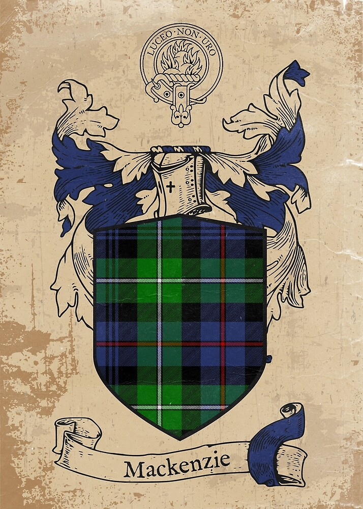Clan MacKenzie by DNCArt