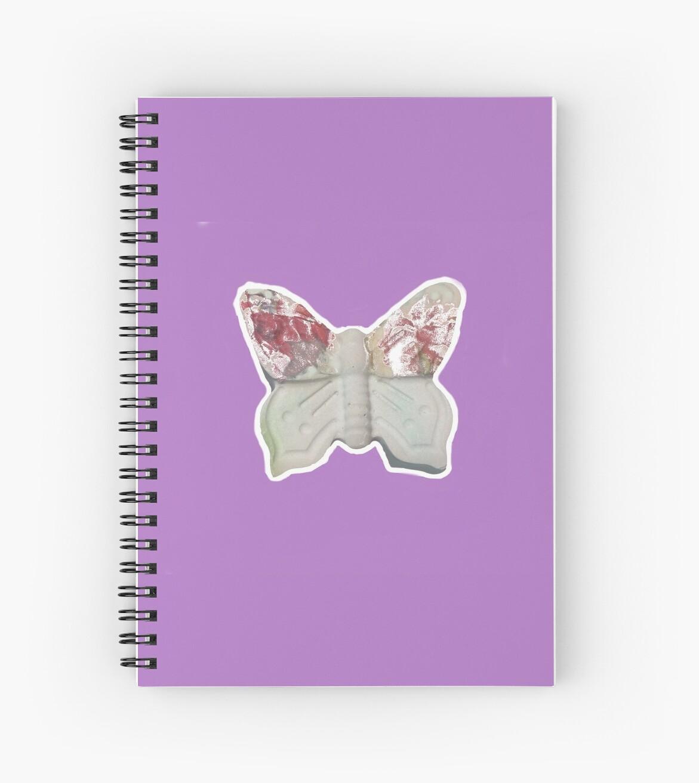 Flowers butterfly Art Myriala by Myriala