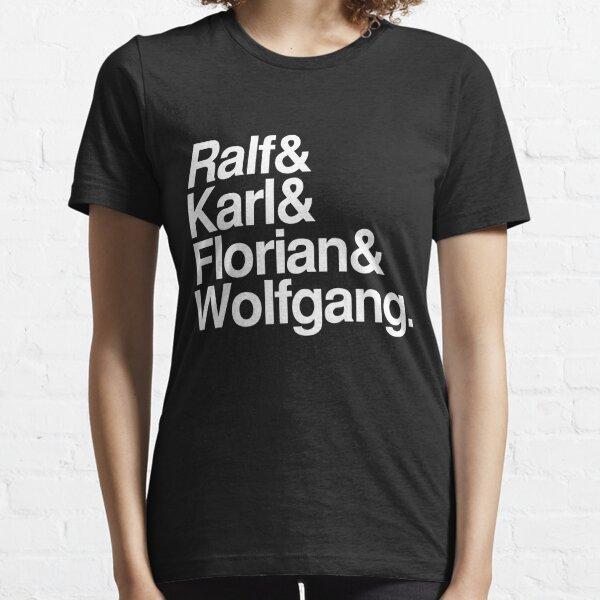 Kraftwerk T-shirt essentiel