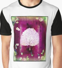 Blossoming Graphic T-Shirt