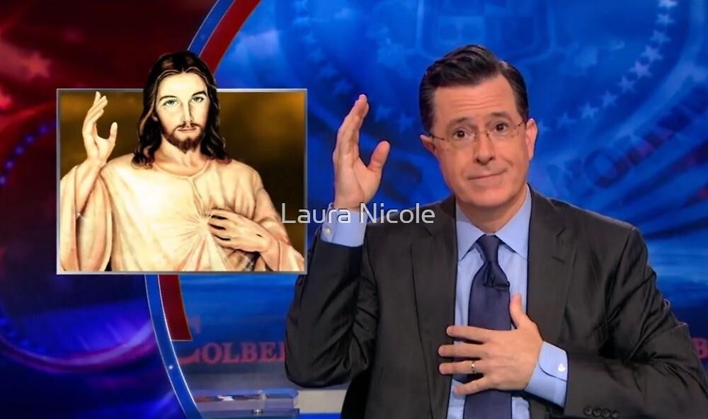 He Has Risen by Laura Nicole