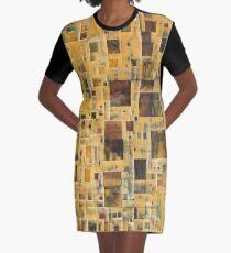Core Belief Graphic T-Shirt Dress