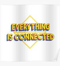 Everything is Connected v.2 Poster