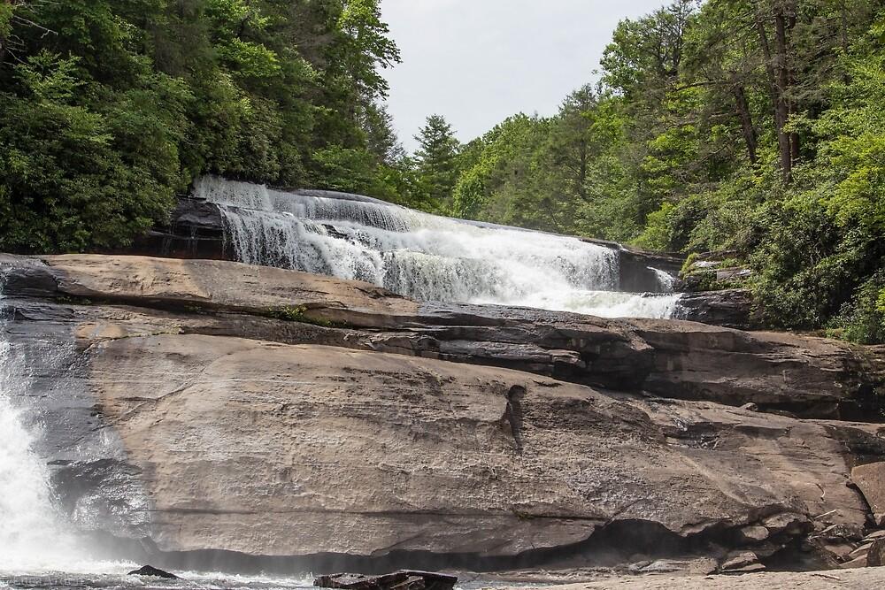 Waterfall Landscape by LucaArden