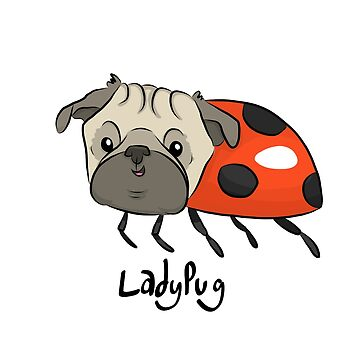 Lady Pug by GiddingsGifts