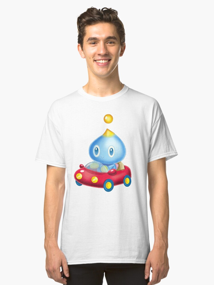 Beep Beep Classic T-Shirt Front