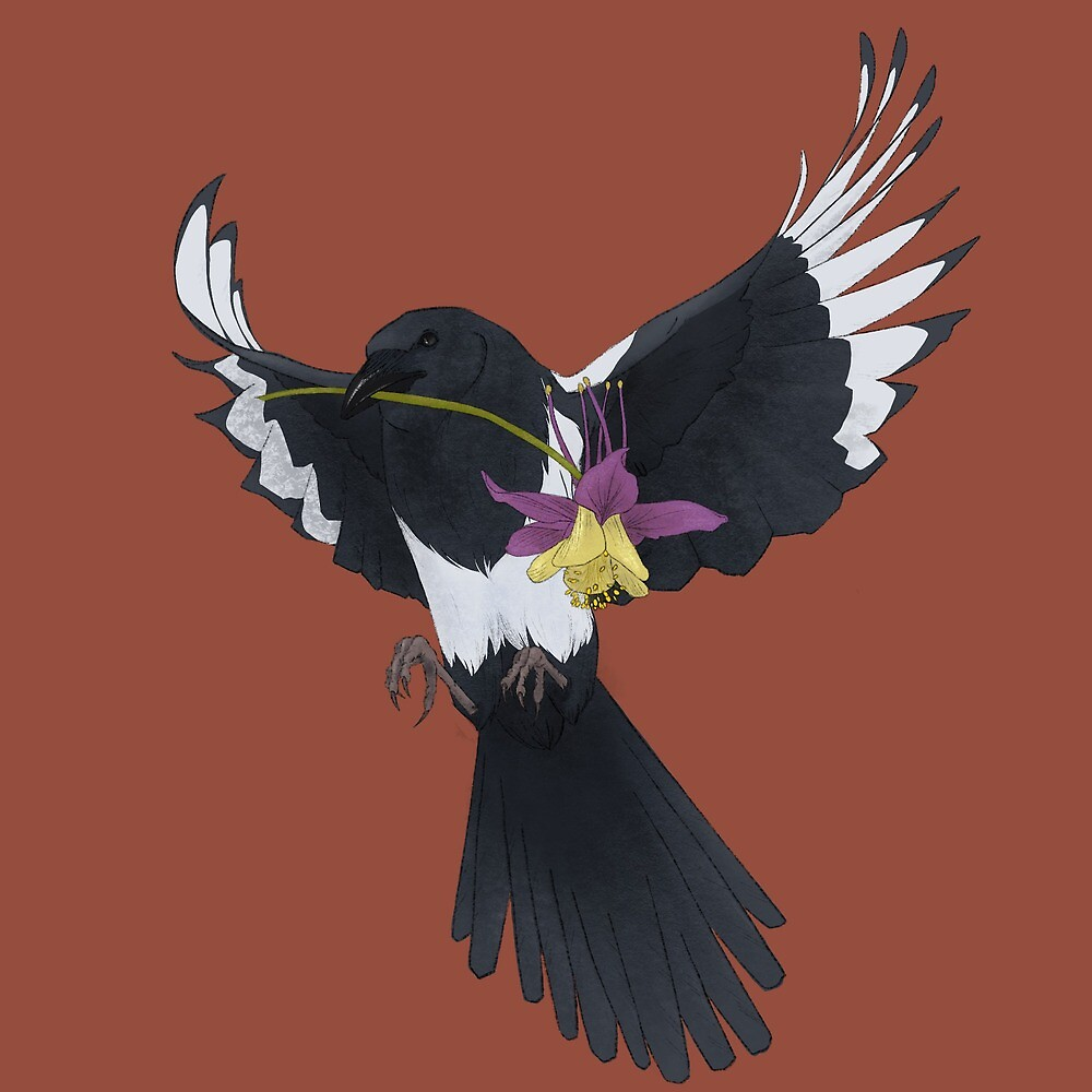 Magpie by Samantha Fowler