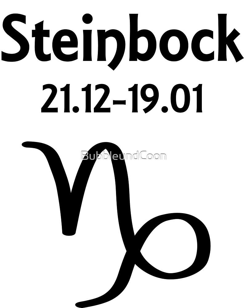 Sternzeichen Steinbock von Stefanie Keller