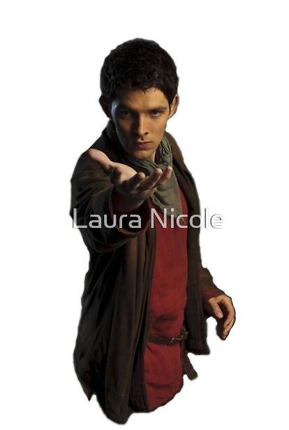 Merlin BBC by Laura Nicole
