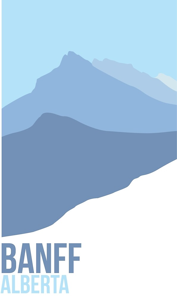 Banff by Tom Sinclair