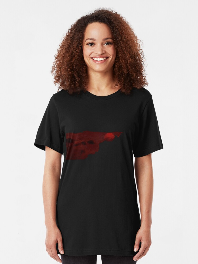 Alternate view of Red Moon Slim Fit T-Shirt