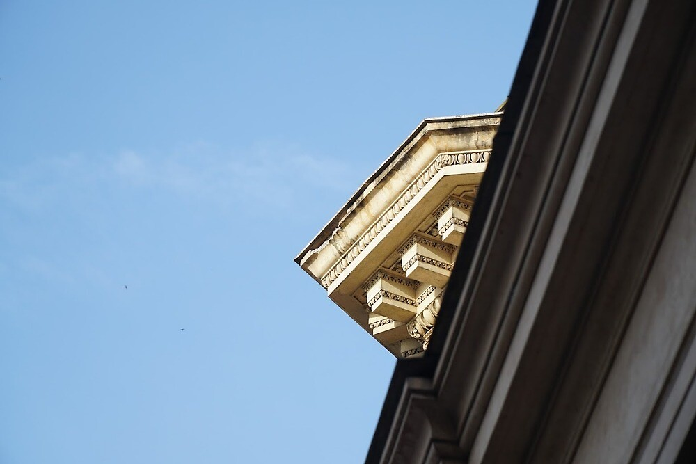 roof, rome by duiv